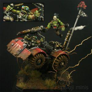 Buggy buggy!!